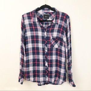 Rails | Plaid Button Down Shirt